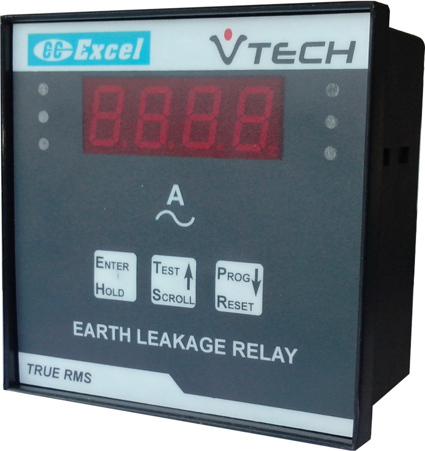 Earth Leakage Relay, Earth Fault Relay